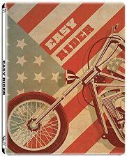 Easy Rider - Libertà e Paura Steelbook (Blu-Ray) Jack Nicholson