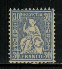 Switzerland #56 1867-78 Unused No Gum