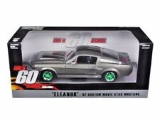 Chase 1967 FORD MUSTANG CUSTOM ELEANOR GONE IN 60 SECONDS 1/24 GREENLIGHT 18220
