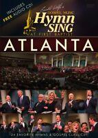 Gospel Music Hymn Sing: First Baptist Atlanta (New DVD, 2016) Ships in 12 hours!