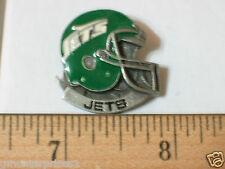 New York Jets Football Metal Pin      Helmet Pin