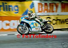 Tom Herron (Suzuki) - 1978 Senior  TT