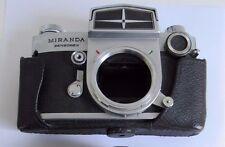 Vintage MIRANDA 35mm CAMERA Body