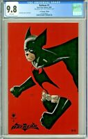 Batbear #1 CGC 9.8 JTC Homage Edition Variant Cover LTD to 76 Bear Claw Studios