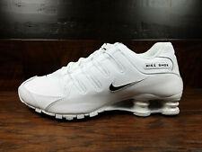 Nike SHOX NZ EU (White / Black) NSW [501524-106] Running Mens 7-14