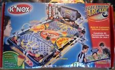 K'nex Electronic Arcade build your own pinball speedball #63159 unopened bags