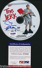 STEVE MARTIN SIGNED THE JERK DVD PSA/DNA #X73583 VERY RARE !