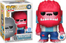 Pink Wolfgang Spastik Plastik EXCLUSIVE Funko POP VINYL New in Mint Box + P/P