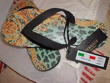 Versace  Infradito Unisex   Rare  size 40