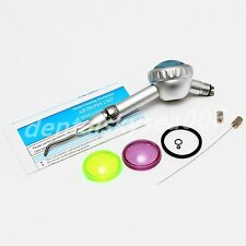 Dental  Air Flow Air Polisher Pulverstrahlgerät Handy Teeth Polishing 4 Holes