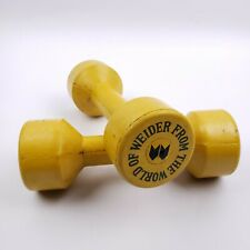 Weider 5lb Pair - weight lifting - Dumbbell(10lbs total weight)