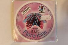 Faltblätter Florentine Vintage 03; 65 Blatt D: 10 cm 80 g/qm