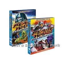 Beast Wars: Transformers Complete TV Series Seasons 1 2 3 Box / DVD Set(s) NEW!