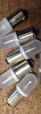 Vintage Fisher X-101-C , X-202-B /C integrated tube amp front panel LED   lamps.