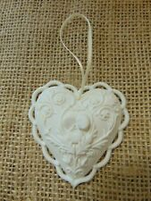 Margaret Furlong From the Heart Victorian Heart Ornament w/ Box 1997