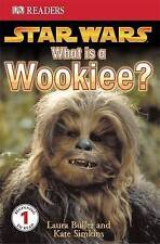 Star Wars What Is a Wookiee?: Learn About Wookiees and