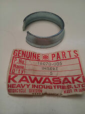 NOS KAWASAKI KV75 MT1 MC1 KD80 KD100 KM100 - EXHAUST INSERT HOLDER 18070-005