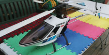 VINTAGE KYOSHO CONCEPT 60 RC HELICOPTER