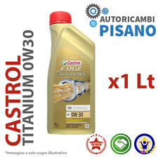 1 LITRO DI OLIO MOTORE ORIGINALE CASTROL EDGE 0W30