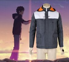 Your Name Taki Tachibana Winter Coat Anime Cosplay Costume