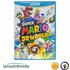 Super Mario 3D World (Nintendo Wii U) **GREAT CONDITION**