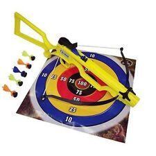 X Bow Antelope Toy Crossbow Cross Bow 6 Sucker Darts Target Indoor Outdoor