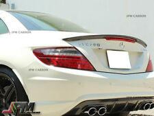 Carbon Fiber AMG Type Trunk Spoiler for 11-16 M-BENZ R172 SLK250 SLK280 SLK350