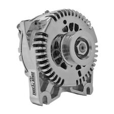 Tuff-Stuff Alternator 7781D; 4G 200 Amp Chrome INT for Crown Victoria 4.6L MOD