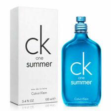 CK One Summer 2018 Unisex-Calvin Klein Eau de Toilette Spray 3.4 oz - New Tester