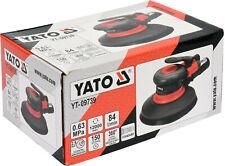 YATO YT-09739 Exzenterschleifer - 84l/min, 6,3bar