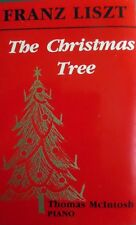 Franz Liszt  The Christmas Tree  Thomas McIntosh on Piano  Cassette