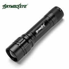 Zoomable 50000LM 3Mode T6 LED 18650 Flashlight Lamp Light Focus Torch Durable