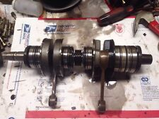 Ski Doo Rotax 583 Crankshaft Formula Z STX Good Shape