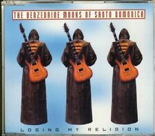 THE BENZEDRINE MONKS OF DOMONICA - losing my religion