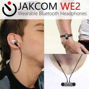 JAKCOM WE2 Wearable Wireless Bluetooth Earphone ( ROSE COLOR )