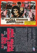 "1995 COMIC IMAGES ""ROCKY HORROR PICTURE SHOW""  PROMO TRADING CARD- V/GOOD COND"