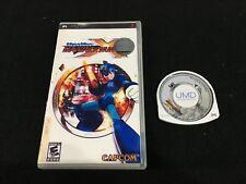 Playstation Portable PSP Video Game: Megaman Maverick Hunter
