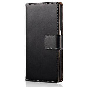 Classic Leather Wallet Flip Case For iPhone SE,11 Pro,XR,Xs,8,7,6s Plus