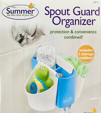Summer Infant Spout Guard Organizer Protection & Convenience Combined White/blue
