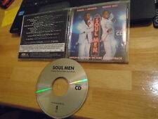 RARE ADV PROMO Soul Men CD soundtrack BERNIE MAC Sharon Jones John Legend STAX !
