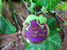 GecKo Geocoin - Gold Gecko RE