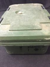 """CAMBRO Camcarrier Food Storage Pan Container Carrier UPCS160 6"""" Deep # 2 w/Vent"""