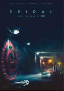 Spiral: From the Book of Saw - Crime Horror Mystery (2021) DVD
