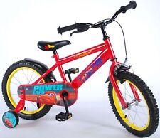 16 Zoll Fahrrad Disney Cars 3 Kinderfahrrad Stützräder Kinder Jungen 81648-CH