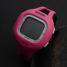 Timex PINK GPS Watch T5K697 Watch Only No Charger Clean Pre-Owned