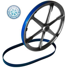 """3 - 6 1/2 """" X 1/2"""" BLUE MAX URETHANE BAND SAW TIRES FOR 3 WHEEL BAND SAWS"""