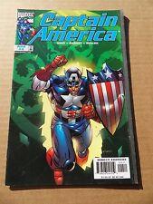 Captain America (vol3) 4 . Marvel 1998 -   VF