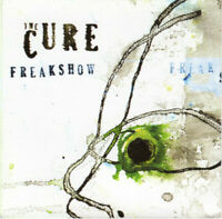 The Cure CD Single Freakshow - Europe (M/M)