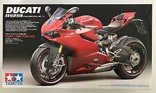TAMIYA 1:12 KIT MOTO DA COSTRUIRE MOTORCYCLE DUCATI 1199 PANIGALE S    ART 14129