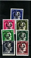 Poland-1941/45-Local Post-German Occupation-mnh